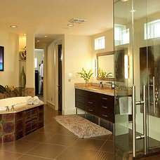 Contemporary Bathroom Contemporary Bathroom