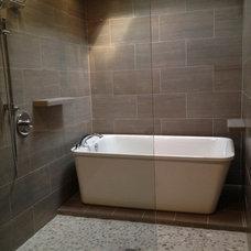 Contemporary Bathroom by The ARTEC Group, Inc