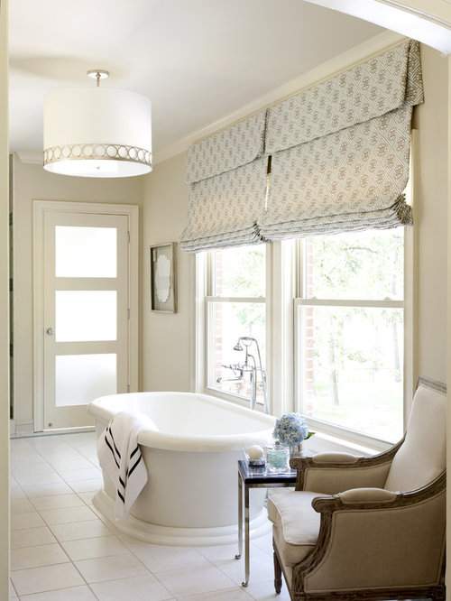 Houzz Roman Shades Over Blinds Design Ideas Amp Remodel
