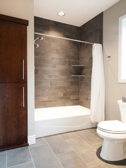 Ceramic Tile Shower Houzz