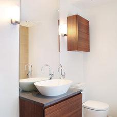 Contemporary Bathroom by Design A Space