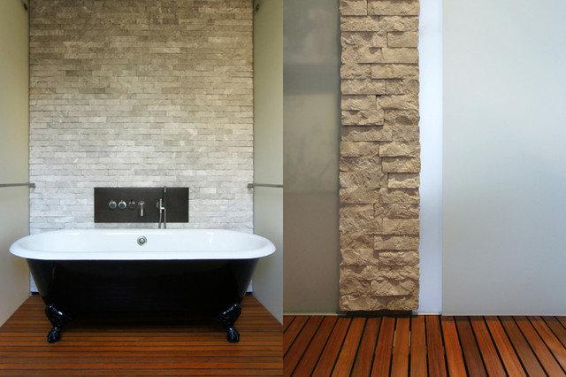 Contemporary Bathroom by Workshop/apd