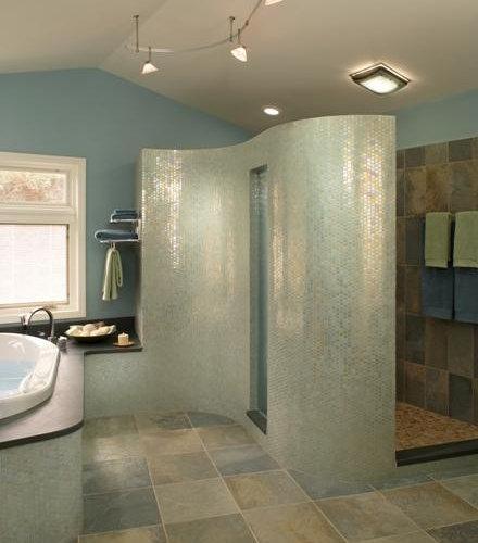 Bathroom Doorless Shower Ideas brilliant bathroom doorless shower ideas size m on