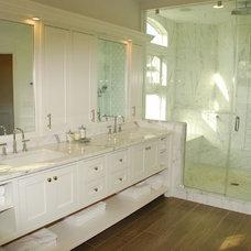 Contemporary Bathroom by Ziman Development Inc