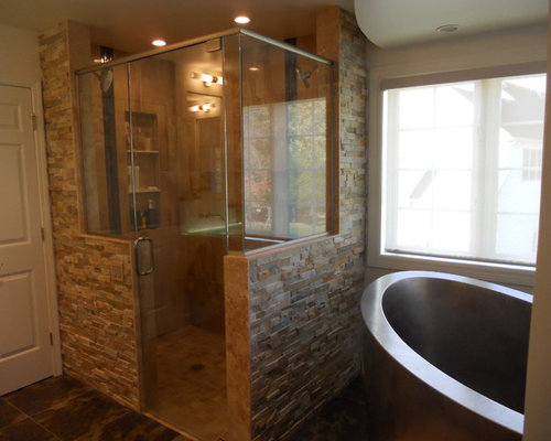 Traditional Bathroom Design Ideas Remodels Photos With A Japanese Tub