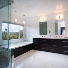 Contemporary Bathroom by Claudia Interior Design