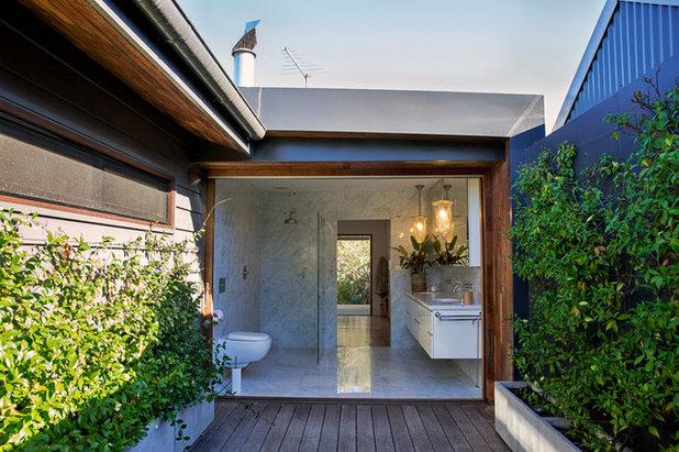 Costero Cuarto de baño by Zugai Strudwick Architects
