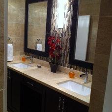 Contemporary Bathroom Contemporary Cabana Bath