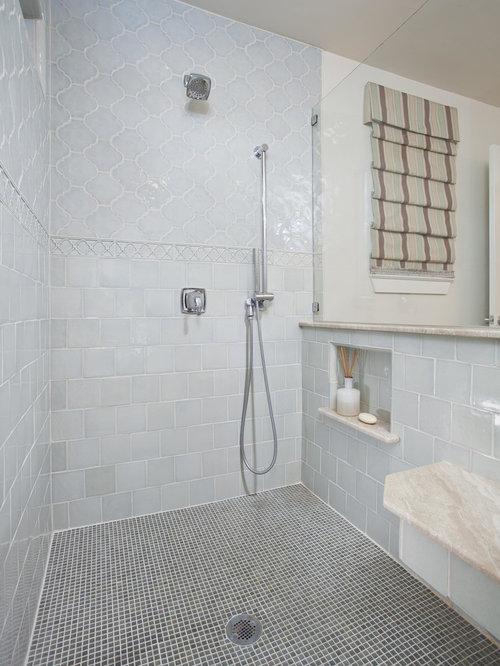 Quatrefoil Tile Home Design Ideas Pictures Remodel And Decor