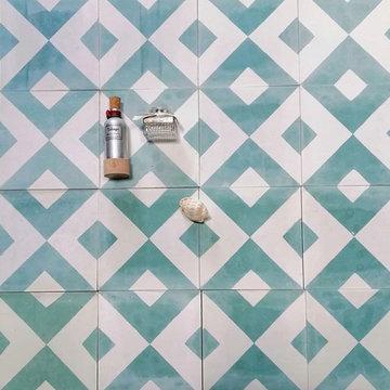 Contemporary Cement Tiles
