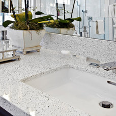Contemporary Bathroom by Anew Kitchen and Bath Design Experience