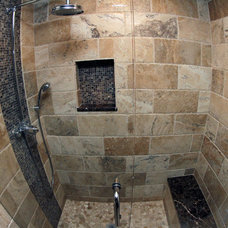 Contemporary Bathroom by Christopher's Baths &  Kitchens