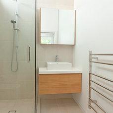Contemporary Bathroom by shannon pepper design