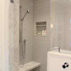Transitional Bathroom by EJ Interior Design, Eugenia Jesberg