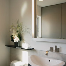 Contemporary Bathroom by Synthesis Inc.