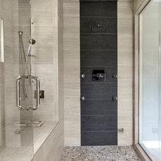 Contemporary Bathroom by Jerome H. Davis Interiors, LLC