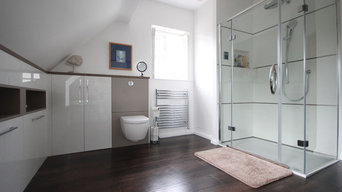 Contemporary en-suite