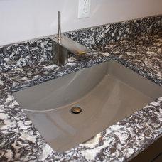 Contemporary Bathroom by Spectrum Construction & Development Co., Inc.