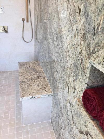 Contemporary Bathroom by Davic Construction