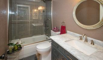 Contemporary Guest Bath - Sacramento, CA