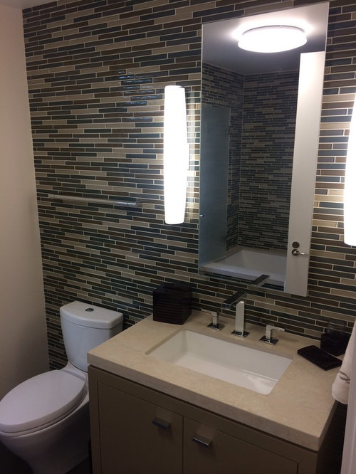 Sleek Bathroom Home Design Ideas Pictures Remodel And Decor