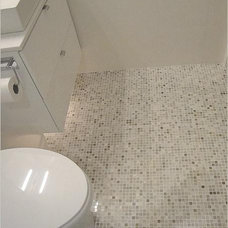 contemporary bathroom by Cercan Tile Inc.