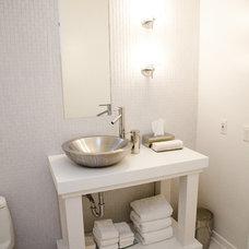 Contemporary Bathroom by Shane D. Inman