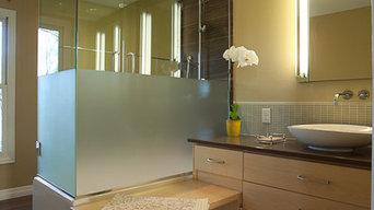 Contemporary Kitchen and Bath