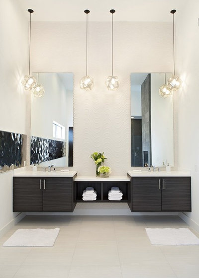 10 Different Ideas For Bathroom Lighting