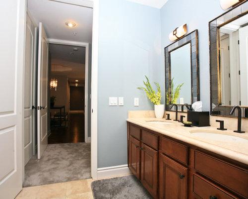salles de bains et wc petit budget avec une baignoire d. Black Bedroom Furniture Sets. Home Design Ideas