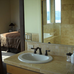traditional bathroom by Chelan Home Center