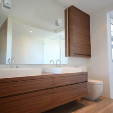 Contemporary Bathroom by Extraordinary League Contracting