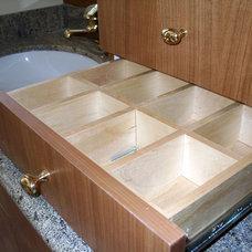 Contemporary Bathroom by Annette Denham Interiors