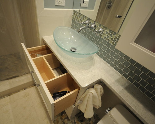 U shaped drawer home design ideas pictures remodel and decor for U shaped bathroom design