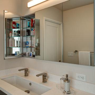 Contemporary Master Bath, Designed By Janis Manacsa