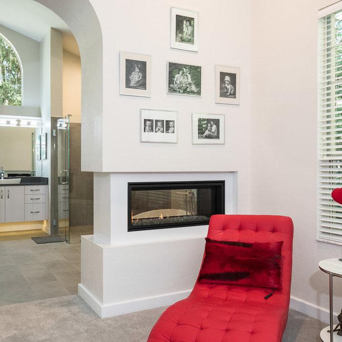 Contemporary Master Bathroom - Richmond, Gainesville, FL