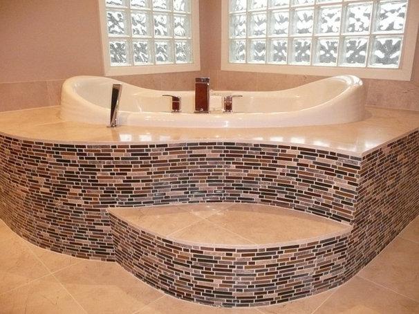 Contemporary Bathroom by LEFKO Design + Build