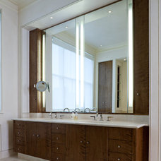 Contemporary Bathroom by Hill Mitchell Berry Architects