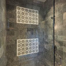 Contemporary Bathroom by Weber Design Group, Inc.