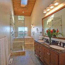 Contemporary Bathroom by One Week Bath, Inc.