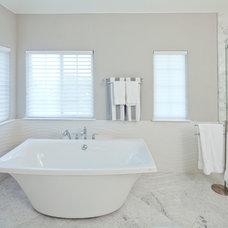 Contemporary Bathroom by Jenkins Custom Homes