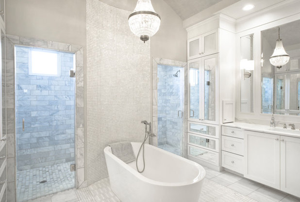 Fusion Bathroom by Shane Organ Photo