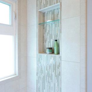 Contemporary Spa Bath - Ballwin, MO