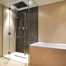 Contemporary Bathroom by Kia Designs