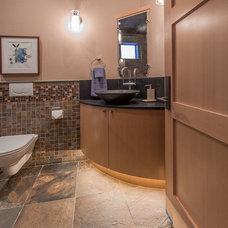 Contemporary Bathroom by Fedewa Custom Works