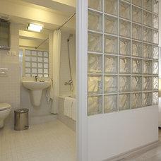 Contemporary Bathroom by ZL Design