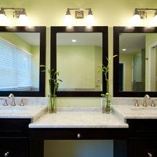 Contemporary Bathroom by Michael Nash Design, Build & Homes