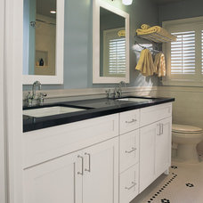 Contemporary Bathroom by Chris and Dick's