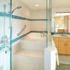 Traditional Bathroom Contemporary Whole House Remodel