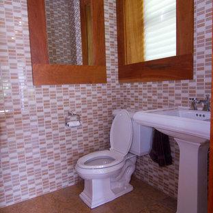 Idee per una stanza da bagno etnica